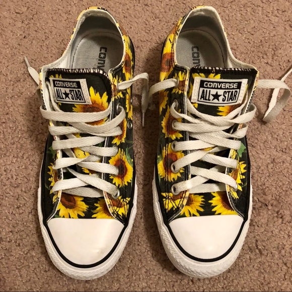 9ec8bdae2c18 Converse Shoes - 🌻 Sunflower Converse 🌻